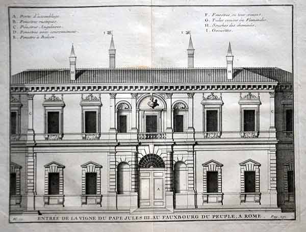 Assorted Architectural Prints From Heatons