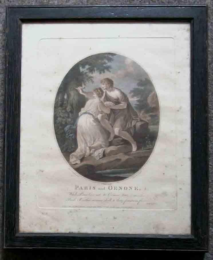 Francesco Bartolozzi Engravings From Heatons