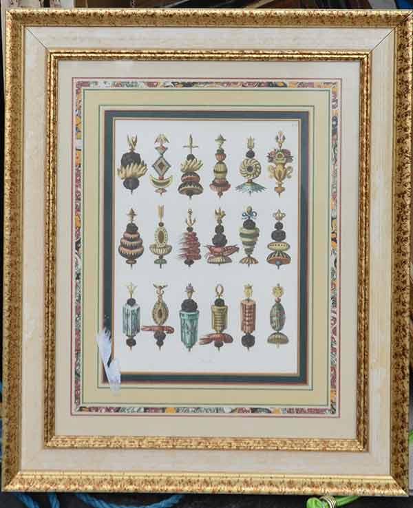 Genuine Decorators   Antique Prints  + Engravings
