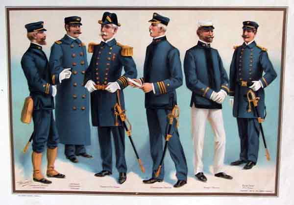 navy uniforms us navy uniforms history