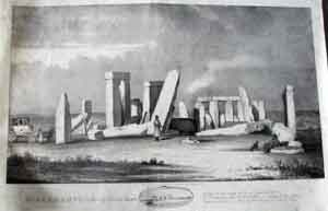 J And J Transport Stonehenge stonehenge from clapperton s stonehenge hand book containing the ...